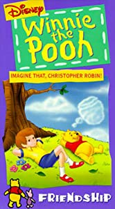 Winnie the Pooh: Imagine That, Christopher Robin USA