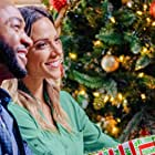 Jana Kramer and Percy Daggs III in Christmas in Louisiana (2019)