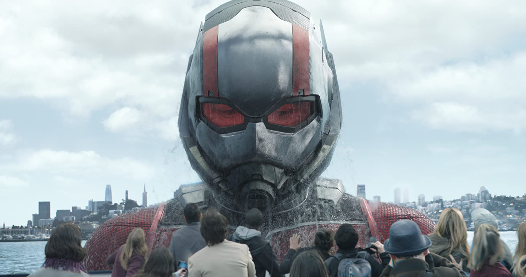Paul Rudd in Ant-Man and the Wasp (2018)