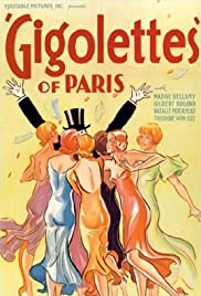 Gigolettes of Paris Poster
