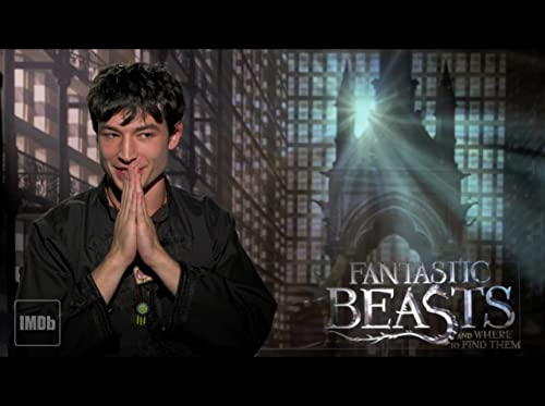 IMDb Quizzes the 'Fantastic Beasts' Cast