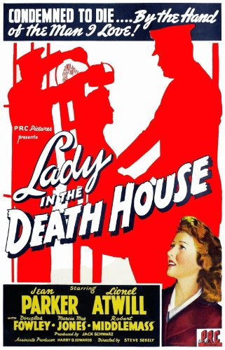 Jean Parker in Lady in the Death House (1944)