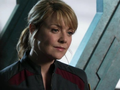 Amanda Tapping in Stargate: Atlantis (2004)