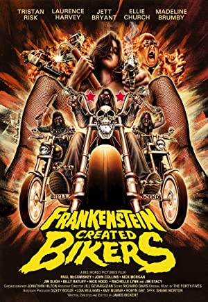Frankenstein Created Bikers (2016) Watch Online