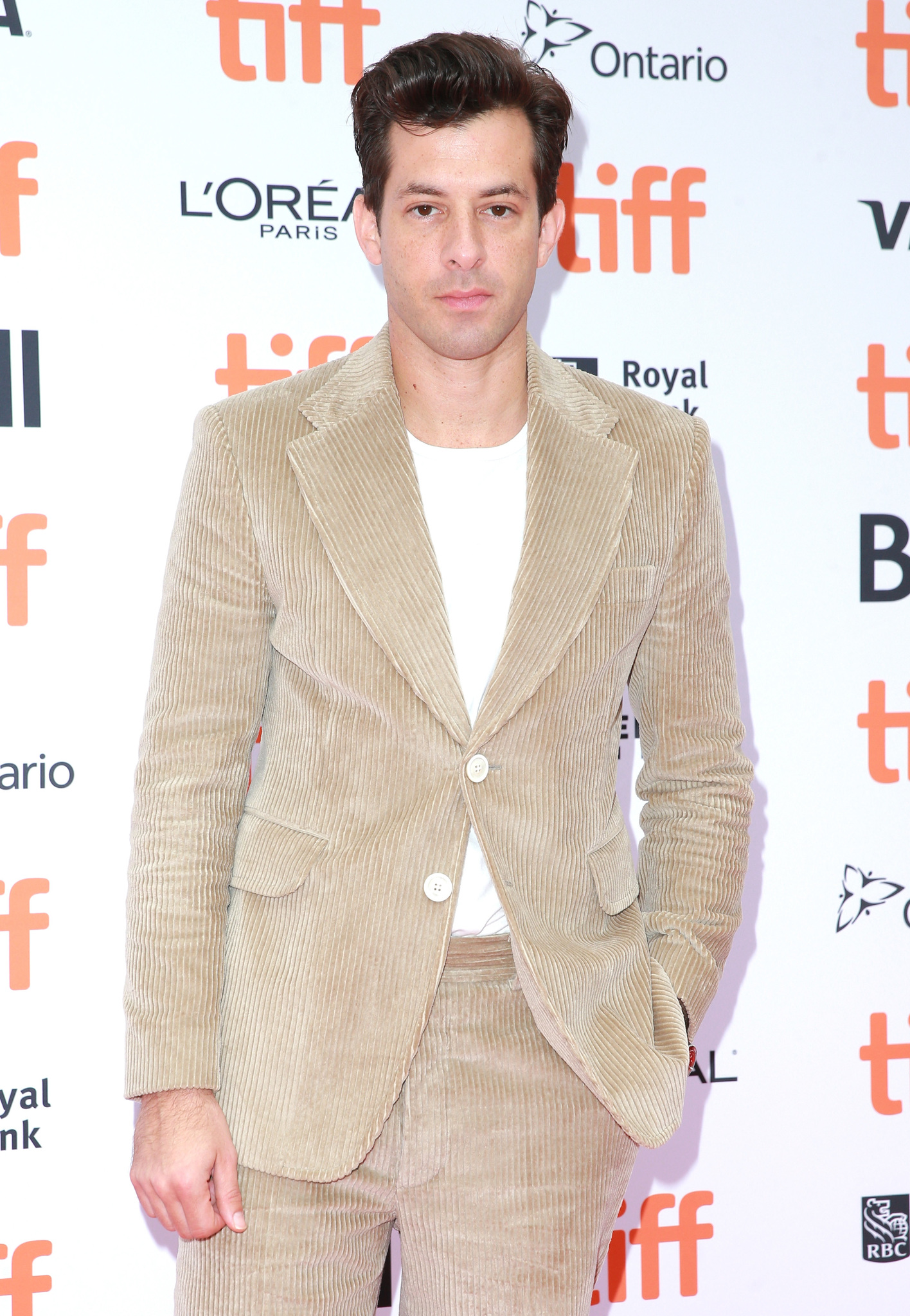 Mark Ronson at an event for Quincy (2018)