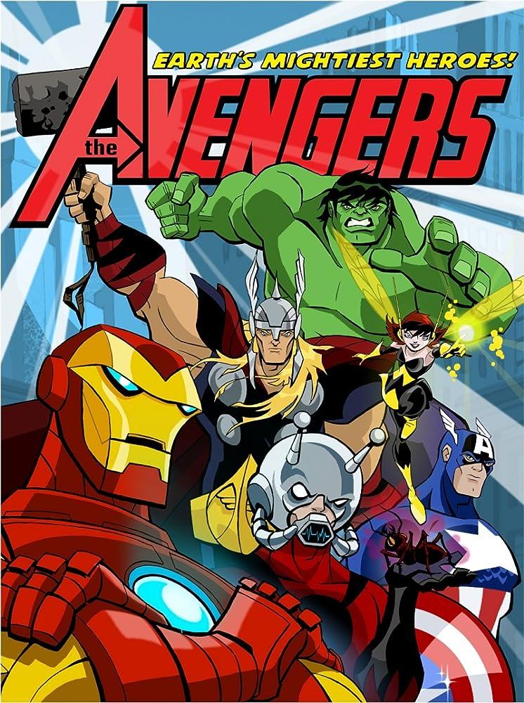 Мстители: Величайшие герои Земли / The Avengers: Earth's Mightiest Heroes / 2010