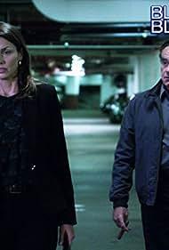 Dan Hedaya and Bridget Moynahan in Blue Bloods (2010)