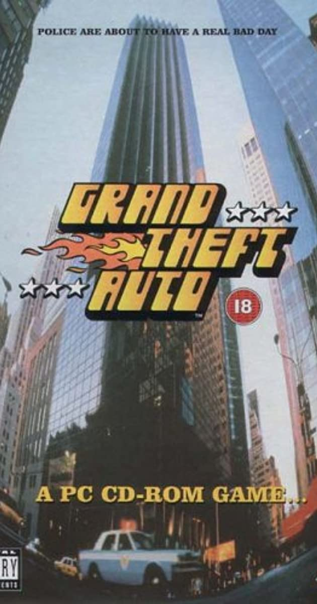 Grand Theft Auto (Video Game 1997) - IMDb