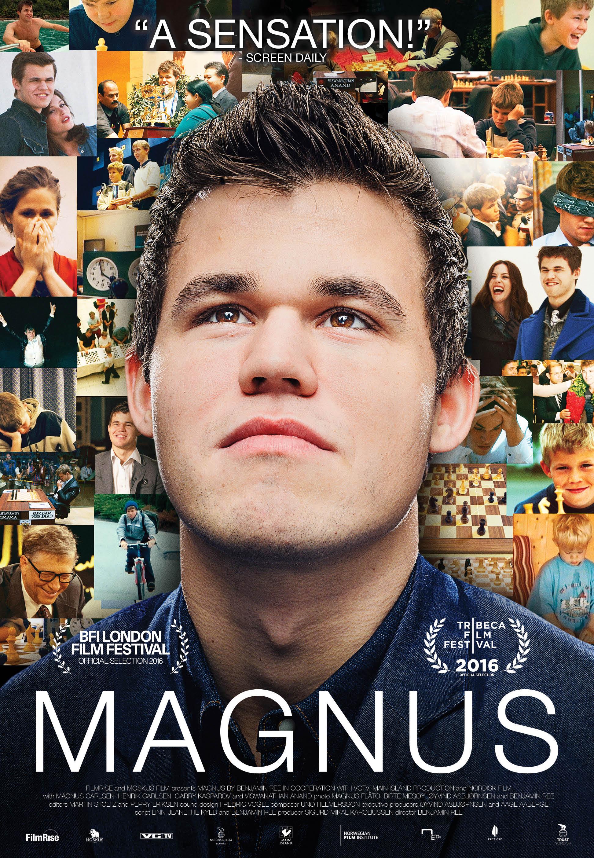 Magnus (2016) - IMDb