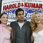 Kal Penn, Kate Kelton, and Brooke D'Orsay at an event for Harold & Kumar Go to White Castle (2004)