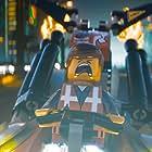 Elizabeth Banks and Chris Pratt in The Lego Movie (2014)