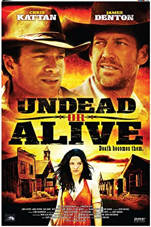 Western Undead or Alive: A Zombedy Movie