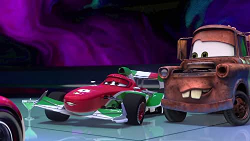 A clip from Cars 2