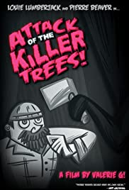 Attack of the Killer Trees Poster