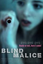 Blind Malice (2014) starring Angelina Prendergast on DVD on DVD