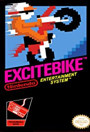Excitebike (1984) Poster - Movie Forum, Cast, Reviews