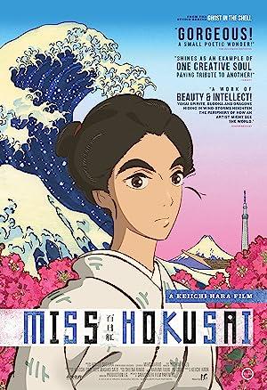 مشاهدة فيلم Miss Hokusai 2015 مترجم أونلاين مترجم