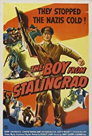 The Boy from Stalingrad Poster