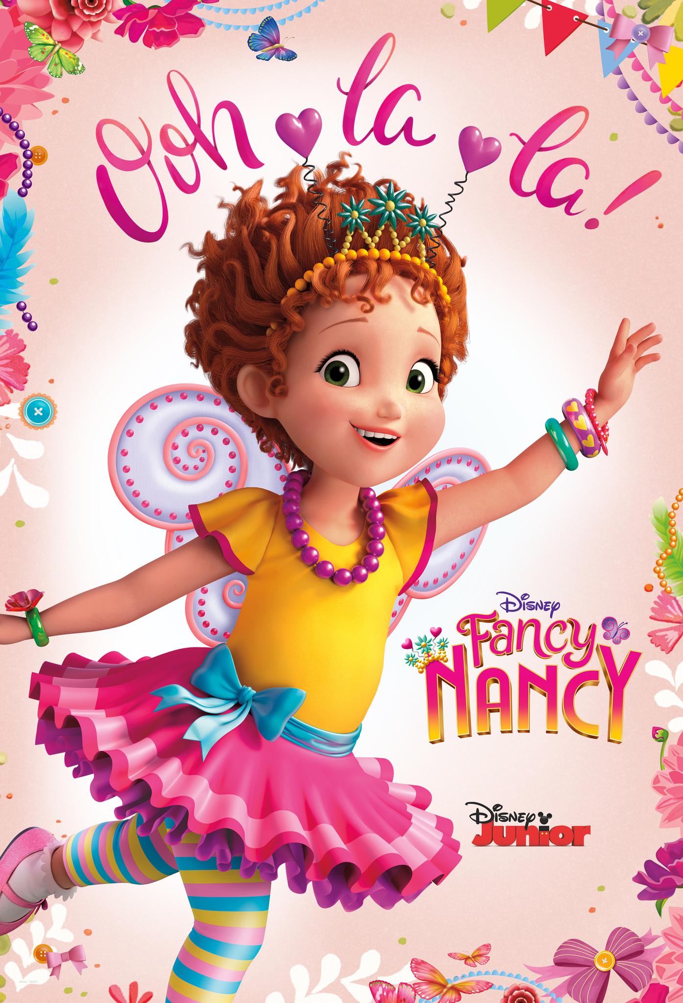 Fancy Nancy Tv Series 2018 Imdb