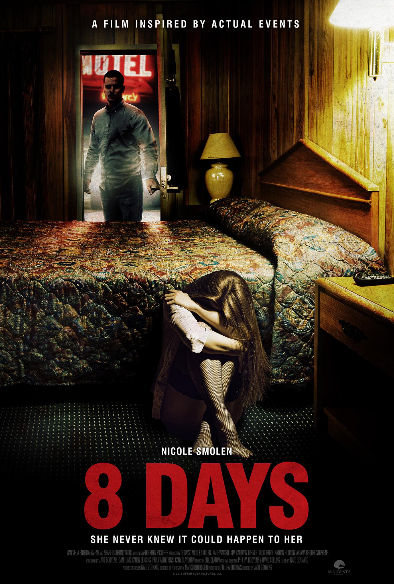 Nicole Smolen in 8 Days (2014)