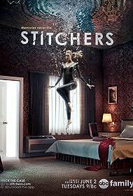 Emma Ishta in Stitchers (2015)