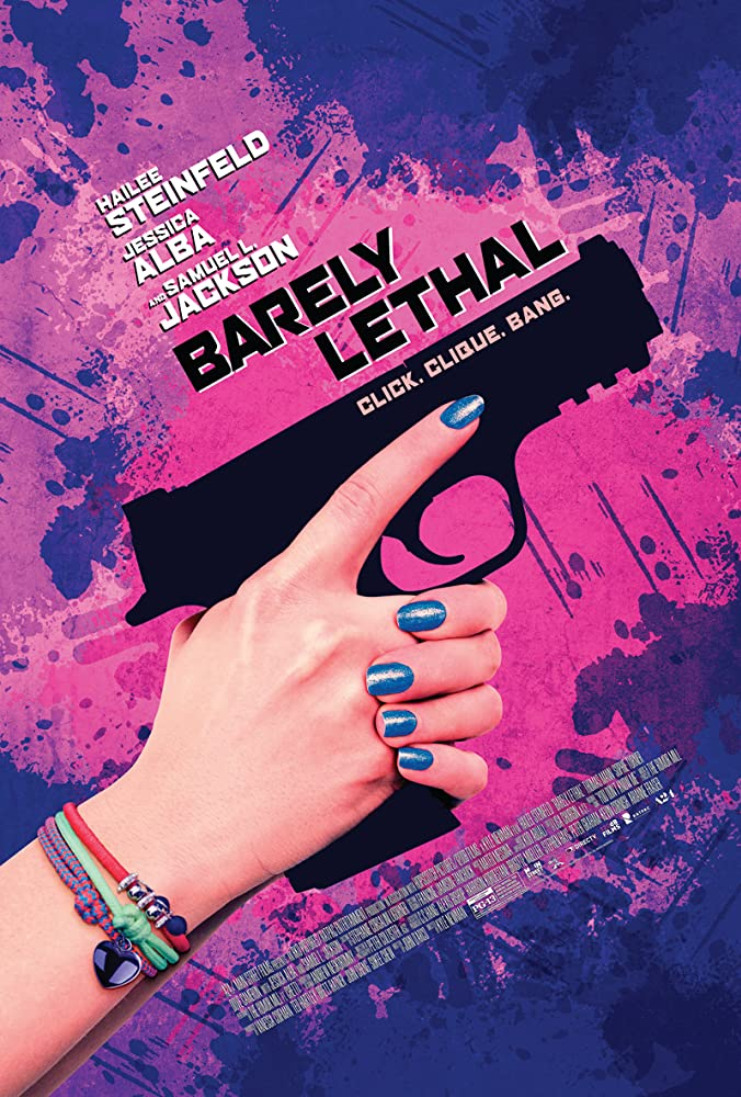 Barely Lethal download