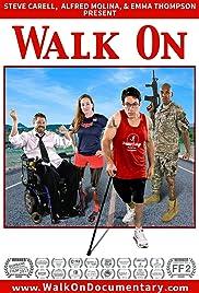 Walk On Poster