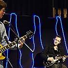 Luke Perry and Nicholas Galitzine in The Beat Beneath My Feet (2014)