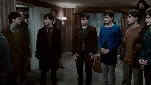Harry Potter and the Deathly Hallows: Part I -- Trailer #2