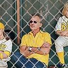 Billy Bob Thornton, Timmy Deters, and Sammi Kane Kraft in Bad News Bears (2005)