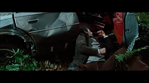 A man awakens in a mangled car-wreck at the bottom of a steep cliff. With no memory of how he got there or who he is, he attempts to free himself from the carnage, as his dark side is revealed.