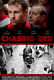 Chasing Red Poster