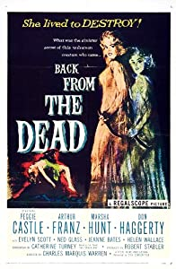 Watch english movie links online Back from the Dead [Full]
