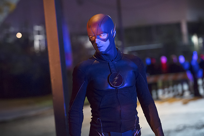 Grant Gustin in The Flash (2014)