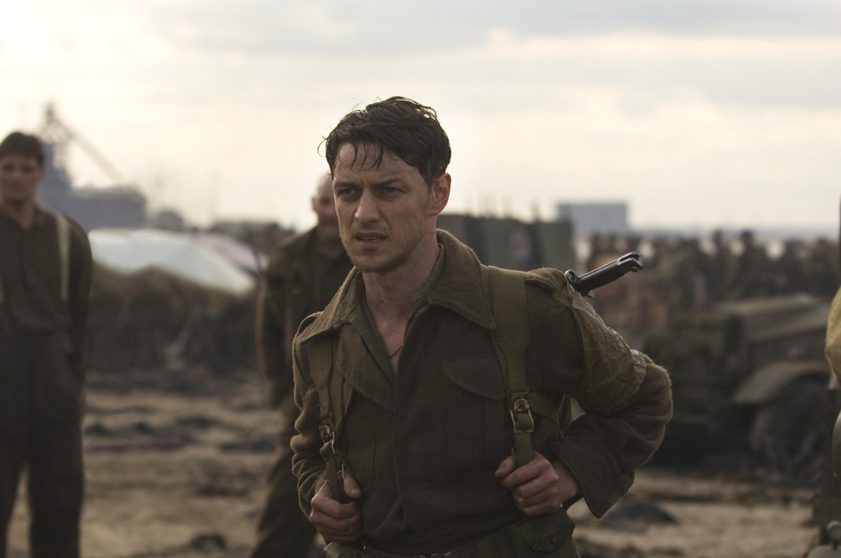 James McAvoy in Atonement (2007)