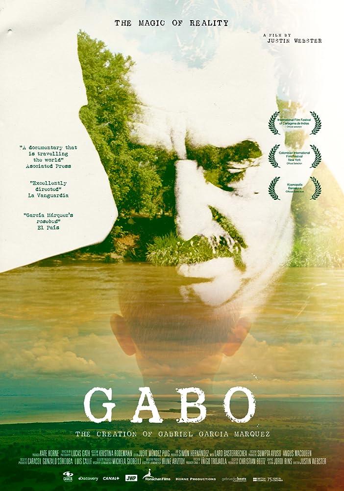 Bill Clinton in Gabo, la creación de Gabriel García Márquez (2015)