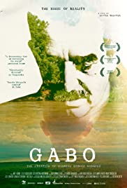 Gabo: The Creation of Gabriel Garcia Marquez Poster