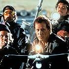 James Woods, Mark Boone Junior, Thomas Rosales Jr., David Rowden, and Cary-Hiroyuki Tagawa in Vampires (1998)