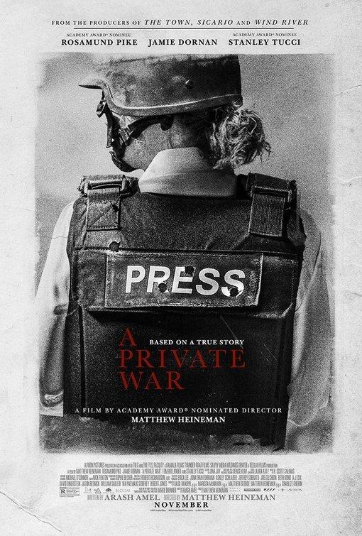 A Private War (2018)