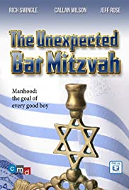 The Unexpected Bar Mitzvah Poster