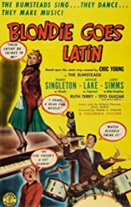 New english movie to watch Blondie Goes Latin [720px]