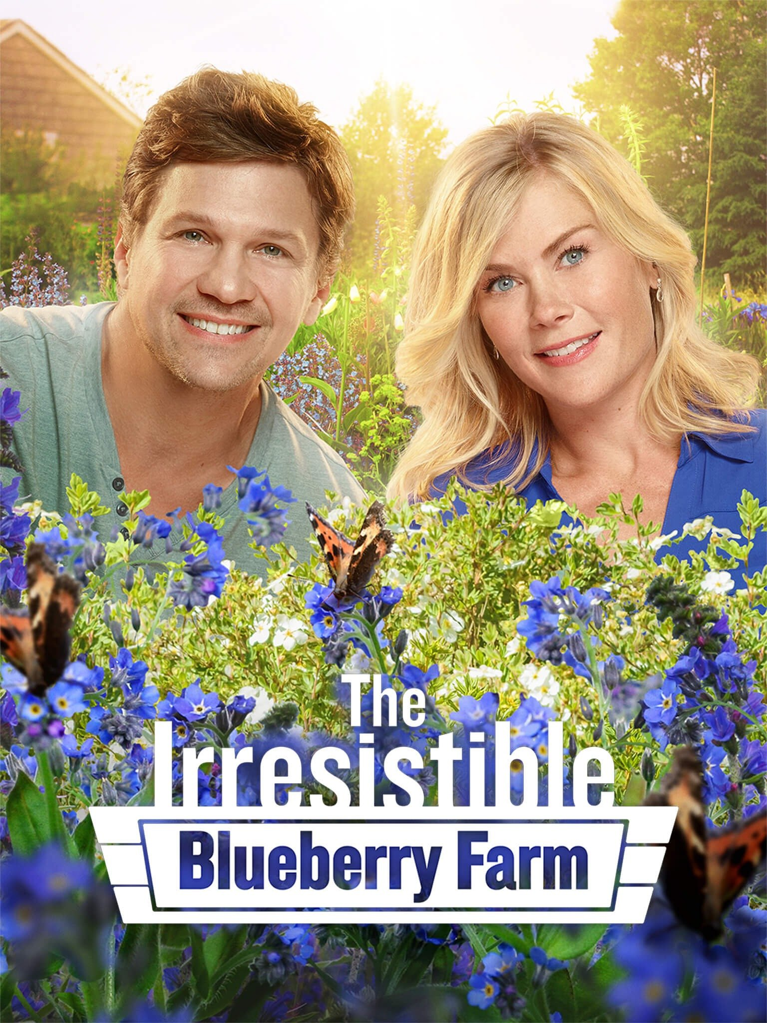 The Irresistible Blueberry Farm (TV Movie 2016) - IMDb