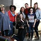 Amy Adrion, Yamit Shimonovitz, Ashly Covington, Tina Mabry, Jeanne Tyson, Bella Sosis, and Delrissa Machain in Half the Picture (2018)