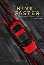 Audi Think Faster Poster