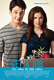 Anna Kendrick and Miles Teller in Get a Job (2016)