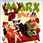 Groucho Marx, Chico Marx, and Harpo Marx in Room Service (1938)