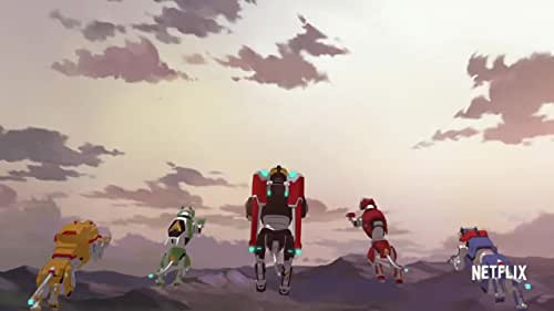Five Earth teens - Keith, Lance, Hunk, Pidge and Shiro - who become the last line of defense for the galaxy in an intergalactic battle against the evil alien force led by King Zarkon.