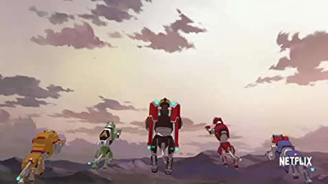 Voltron Legendary Defender Tv Series 20162018 Imdb
