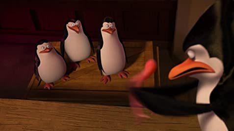 Penguins of Madagascar (2014) - IMDb