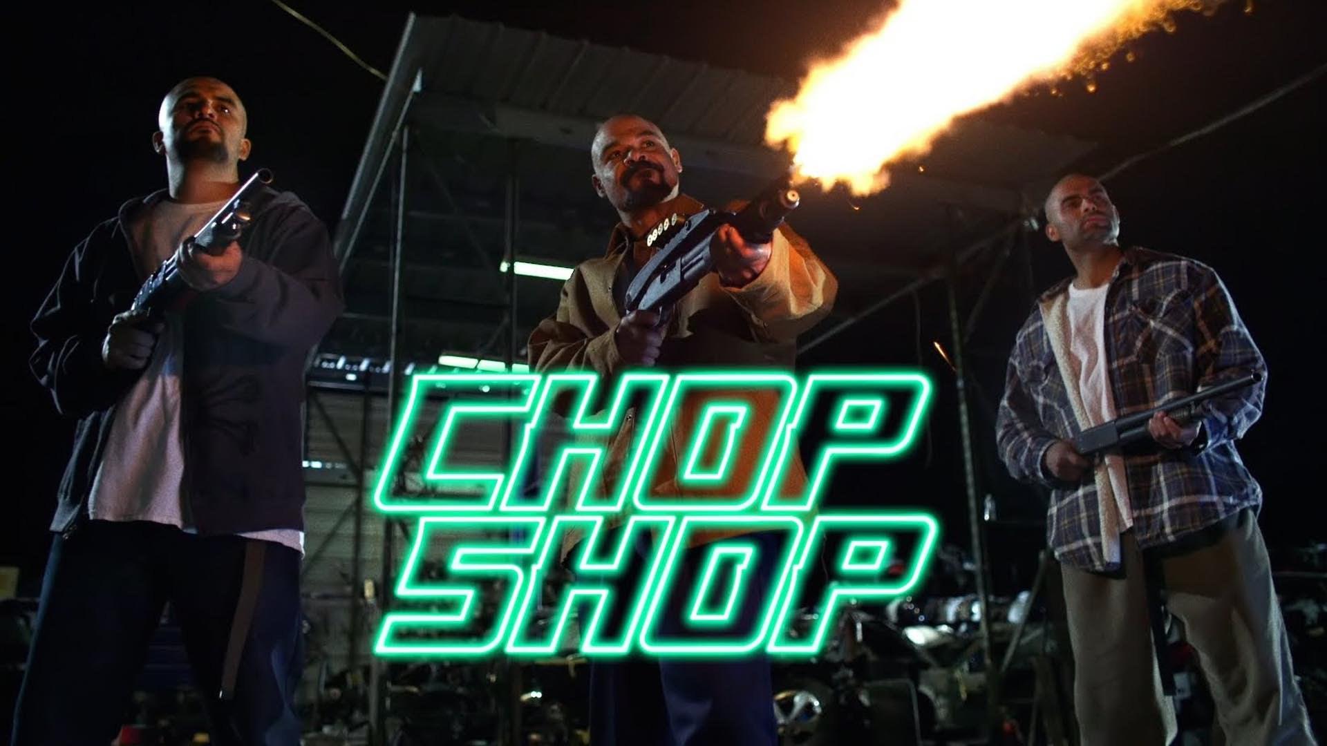 Chop Shop (TV Series 2014– ) - IMDb